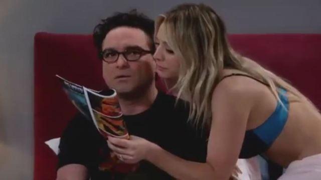 The Big Bang Theory: un teaser sexy pour les derniers épisodes de la série