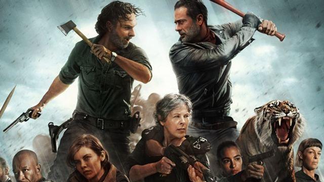 The Walking Dead : [SPOILER] va également quitter la série