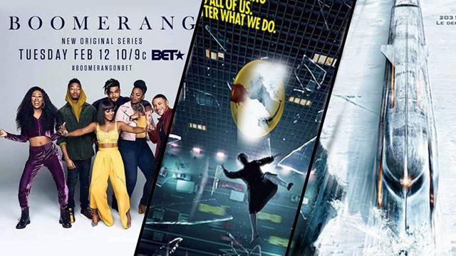 Boomerang, Watchmen, Snowpiercer... Ces séries adaptées de films arrivent en 2019