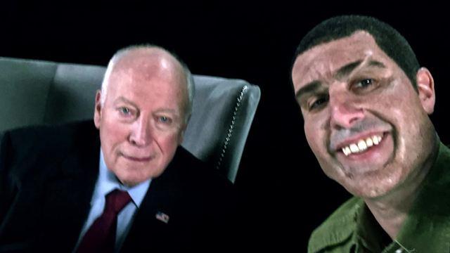 Vice : torture, Dick Pic et autographe, l'interview surréaliste de Dick Cheney par Sacha Baron Cohen