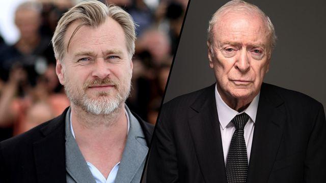 Le prochain Christopher Nolan a un titre, Tenet, Clémence Poésy et Michael Caine au casting
