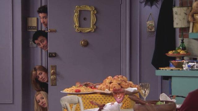 Friends : quand une maladresse crée un objet culte de la série