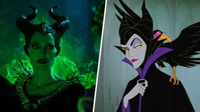 Angelina Jolie et 8 stars qui ont joué des méchants Disney