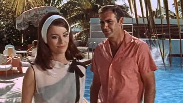 Opération tonnerre sur France 4 : savez-vous que cette James Bond Girl est française ?
