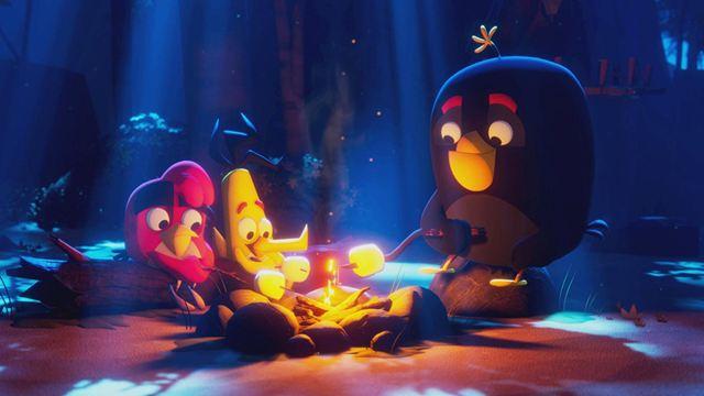 Angry Birds : une série animée bientôt sur Netflix