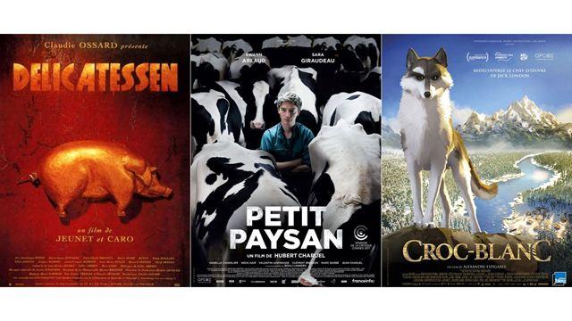 5 films gratuits à voir sur UniversCiné ce week-end : Petit Paysan, Croc-Blanc, Delicatessen...