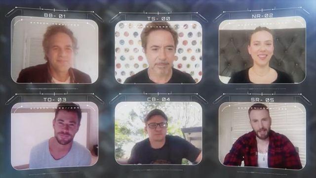 Avengers : confinés, Iron Man et les héros Marvel se réunissent pour remercier leurs fans