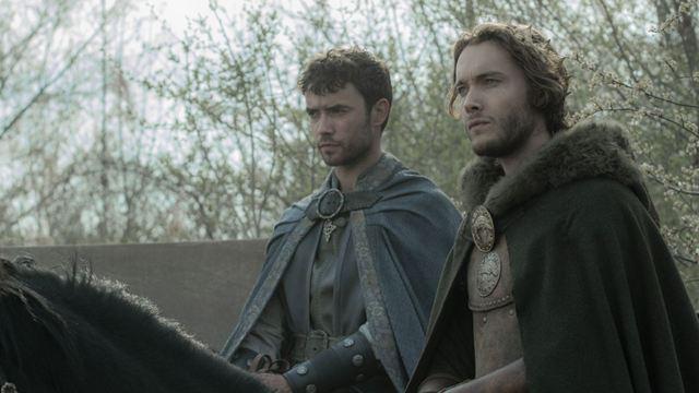 The Last Kingdom (Netflix) : quel acteur a joué Dumbledore jeune dans la saga Harry Potter ?