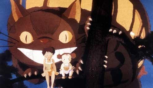 Photo du film Mon voisin Totoro