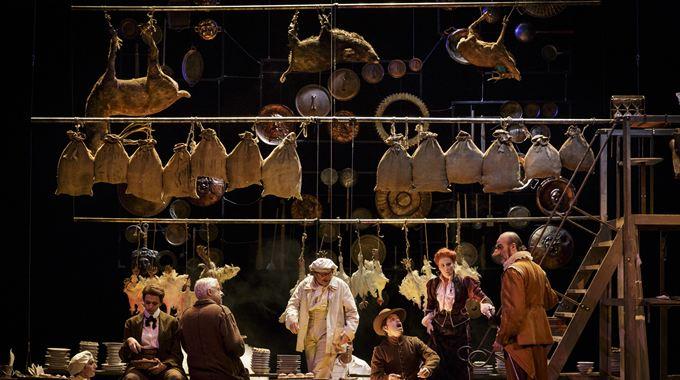 Photo 1 pour Cyrano de Bergerac (Comédie-Française / Pathé Live)