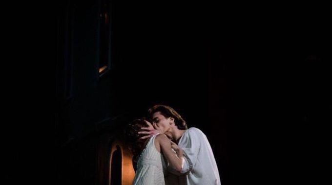 Photo 1 pour Roméo et Juliette (Bolchoï-Pathé Live)
