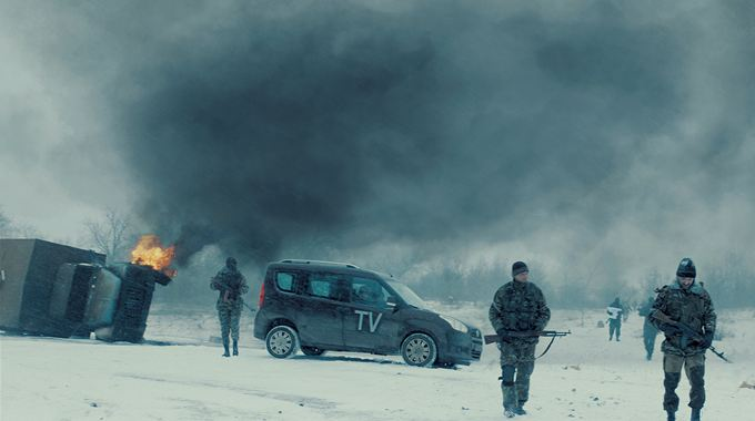 Photo du film Donbass