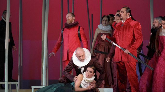 Photo du film Les Huguenots (Opéra de Paris - FRA Cinéma)