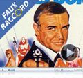 Photo : Faux Raccord N°23 - James Bond - Sean Connery
