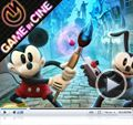 Photo : Game in Cin N73 - Epic Mickey 2