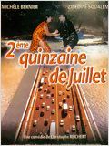 2&#232;me quinzaine de juillet