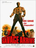 Doc Savage arrive