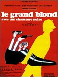 Le Grand Blond avec une chaussure noire