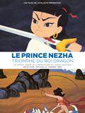 Le Prince Nezha triomphe du Roi Dragon
