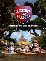 Pigeons & Dragons Séries Saison 1 VF 2016