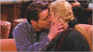 """""""Friends"""" : ils voulaient que Phoebe et Joey soient bien plus que des amis..."""