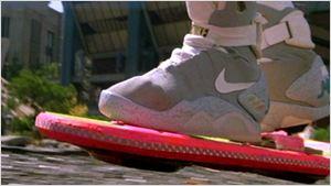 Retour vers le futur 2 : les baskets de Marty bientôt en vente pour la bonne cause