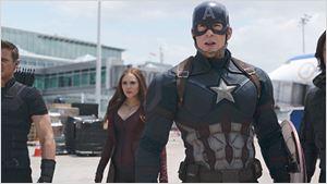 Box-office US : Civil War réalise le 5ème meilleur démarrage de tous les temps