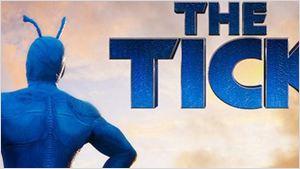 Le Tique : découvrez le costume du super-héros