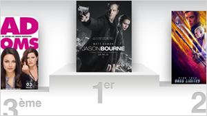Box-office US : Jason Bourne mate la concurrence !
