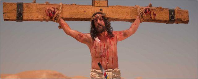 Ils sont partout : quand Gilles Lellouche se prend pour Jésus !
