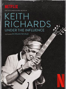 Keith Richards: Under the Influence streaming