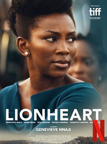 Lionheart streaming