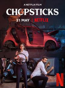 Film Chopsticks Streaming Complet - Une fille talentueuse mais qui manque cruellement de confiance en elle, invente un...