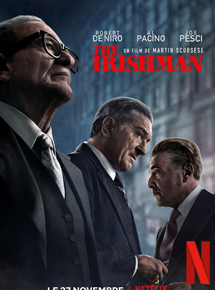 The Irishman streaming