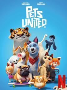 Pets United : L'union fait la force streaming