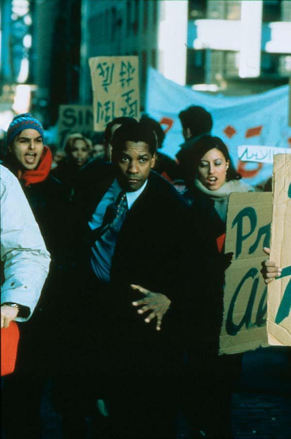 Couvre-feu : Photo Denzel Washington