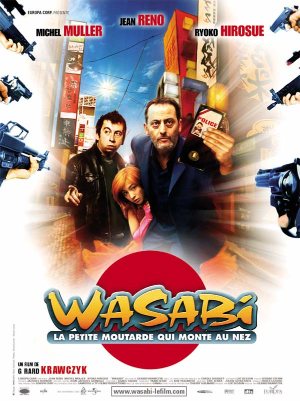 Wasabi - La petite moutarde qui monte au nez Streaming