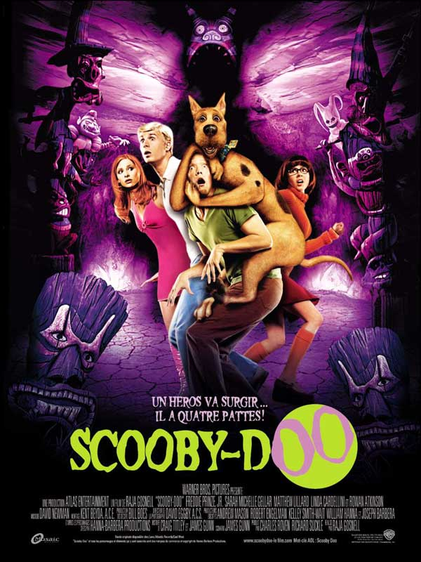 Scooby doo film 2002 allocin - Scoubidou film ...