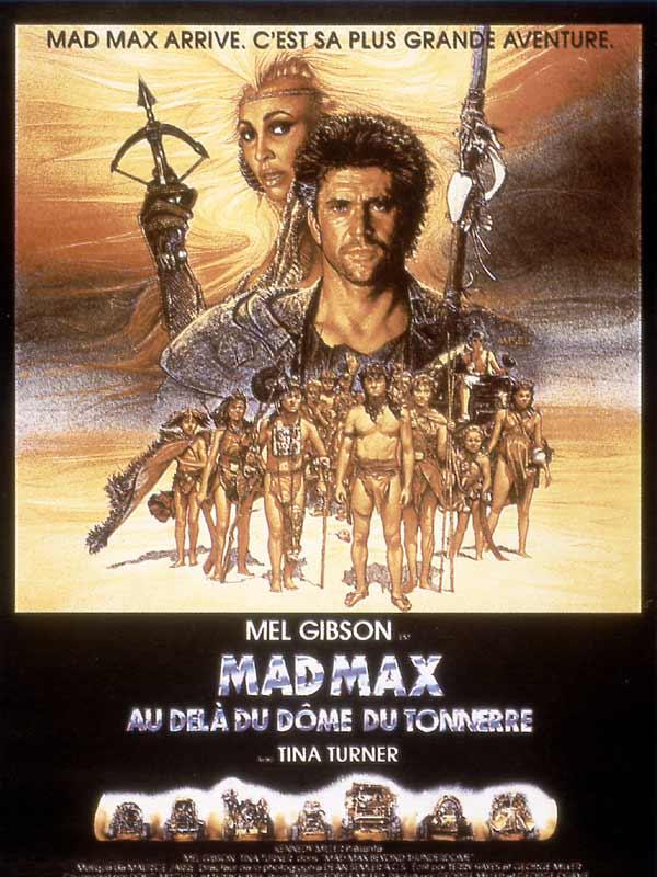 Mad Max au-delà du DÎme du Tonnerre