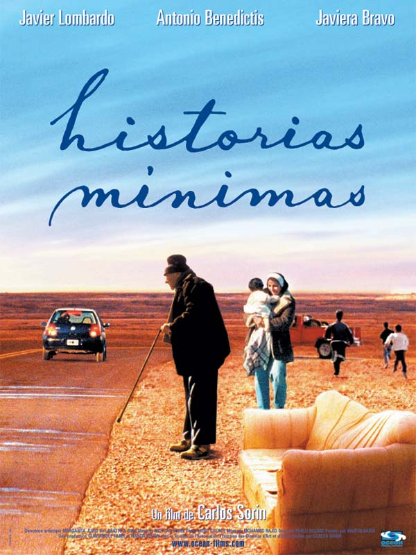 Historias mínimas : affiche