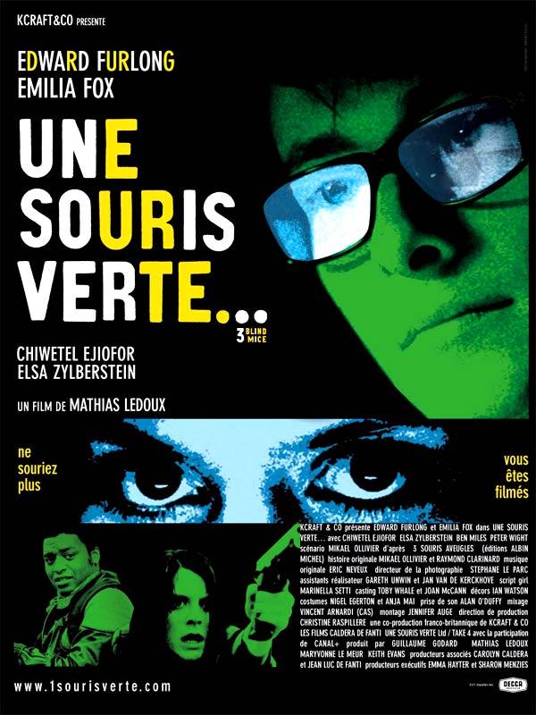 Une souris verte film 2003 allocin - Une souris verte singe ...