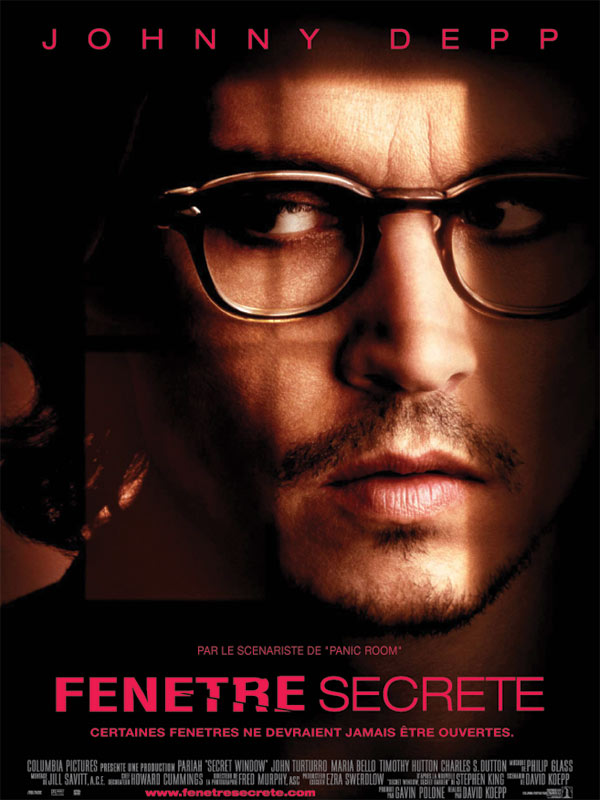 Fen tre secr te film 2004 allocin for Fenetre secrete