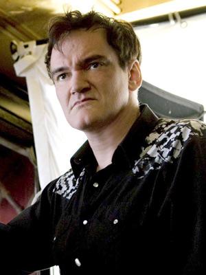 Affiche de Quentin Tarantino