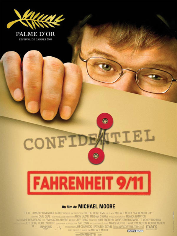 fahrenheit 911 michael moore essay Michael moore's new movie is a much-needed punch to the gut fahrenheit 11/9 is a rousing piece of propaganda and a worthy successor to the highest-grossing documentary of all time.