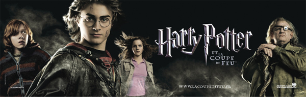 Affiche du film harry potter et la coupe de feu affiche 9 sur 26 allocin - Harry potter et la coupe de feu streaming vostfr ...