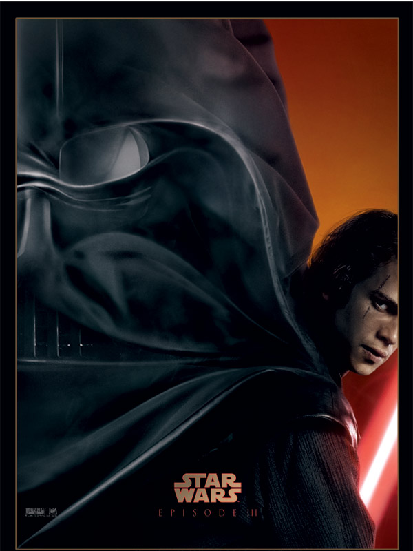 affiche du film star wars episode iii la revanche des sith affiche 2 sur 2 allocin. Black Bedroom Furniture Sets. Home Design Ideas