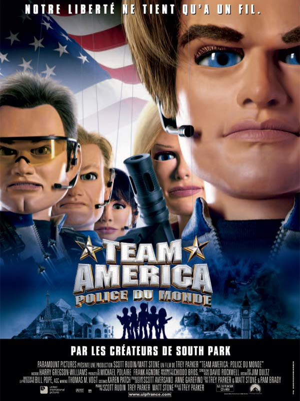 [MULTI] Team America police du monde [BRRiP] [FRENCH] [AC3]