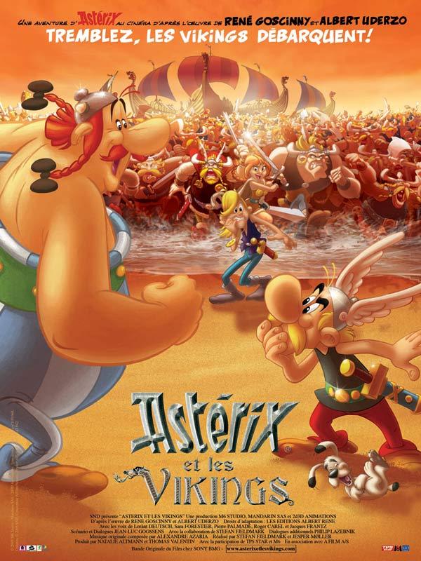 Astérix et les Vikings streaming