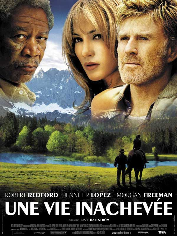 Une vie inachevée  (AN UNFINISHED LIFE)  VF