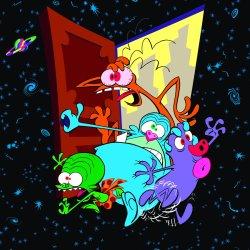 Les zinzins de l 39 espace s rie tv 1997 allocin - Les sinsin de l espace ...